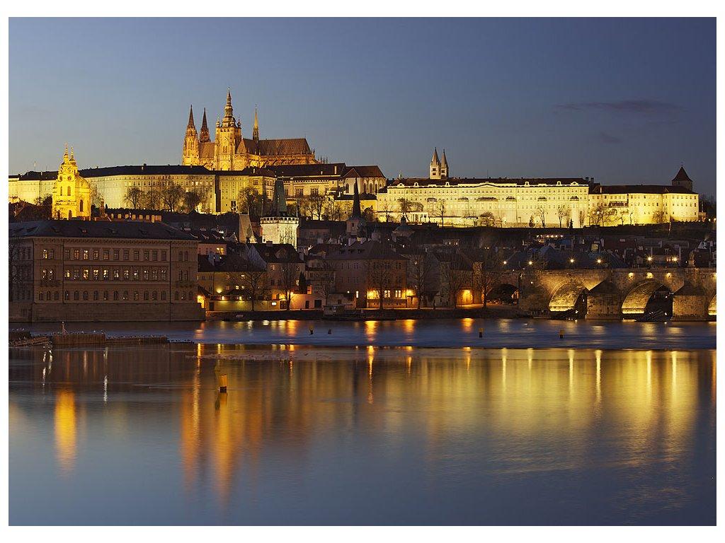 Pohlednice Pražský hrad