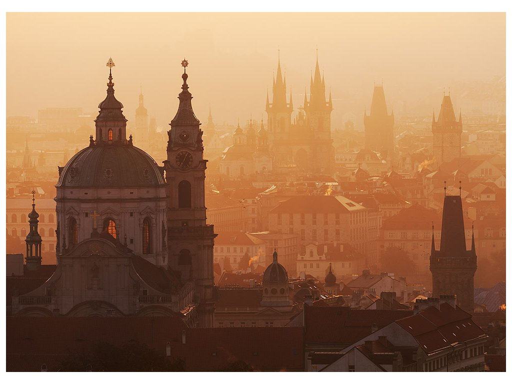 Pohlednice Praha 2