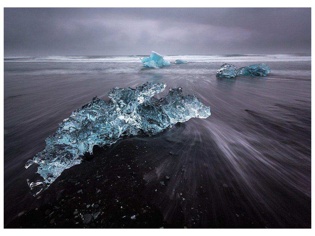 Pohlednice Ledové diamanty
