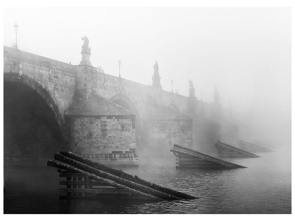 Pohlednice Karlův most 3