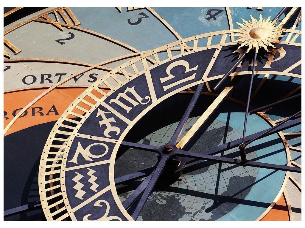 Pohlednice Staroměstský orloj