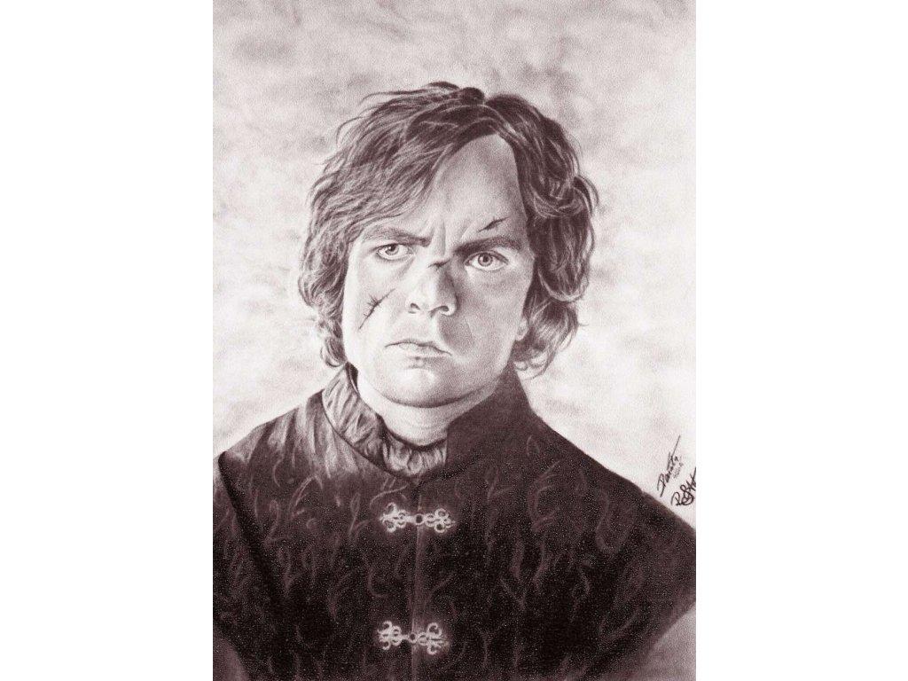 Pohlednice Tyrion Lannister - Hra o trůny