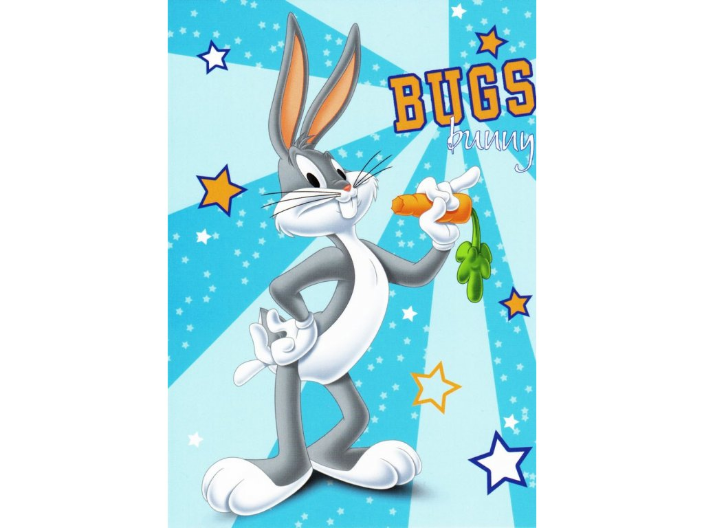 Pohlednice Bugs Bunny (Looney Tunes 4)