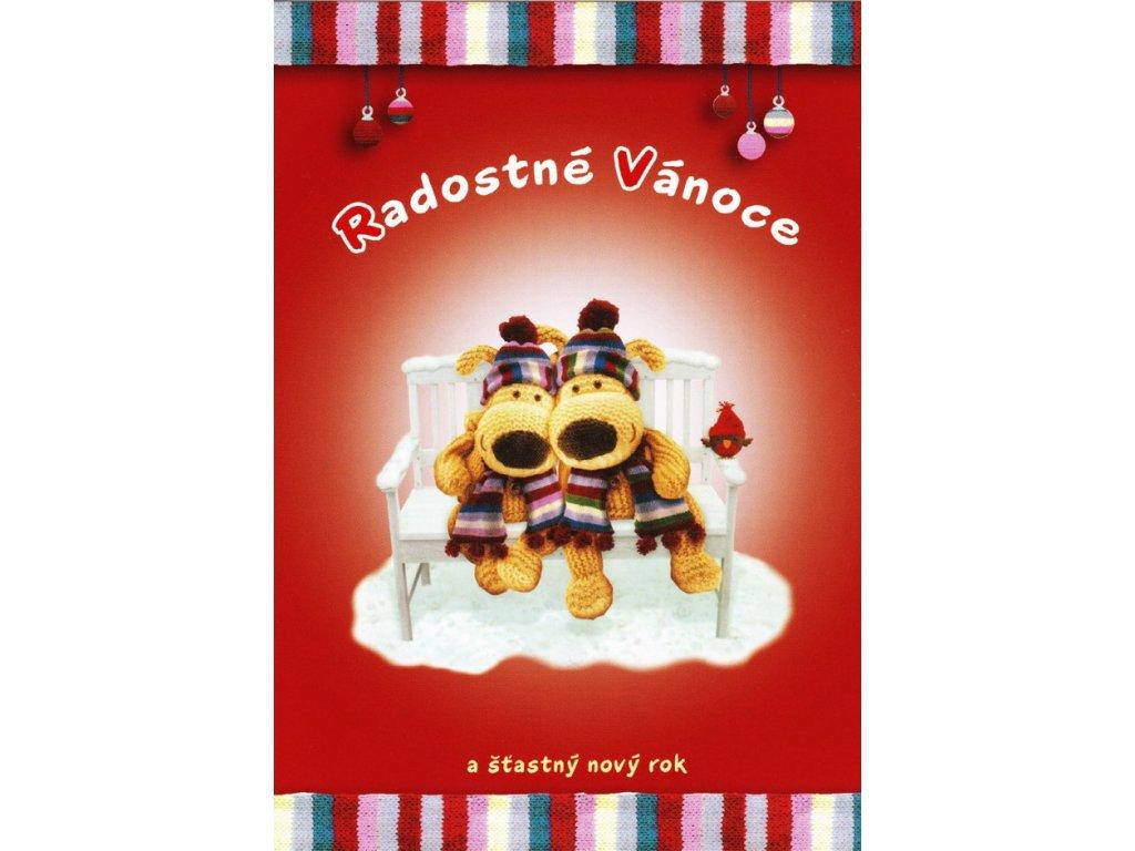 Vánoční pohlednice 76