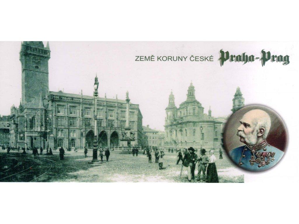 Pohlednice Praha Staroměstské nám.