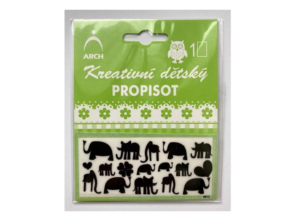 Propisot sloni pro štěstí