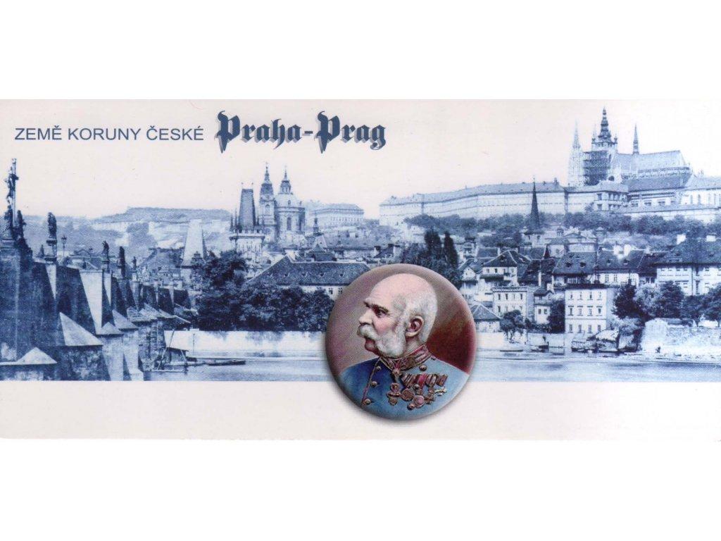 Pohlednice Praha Hradčany