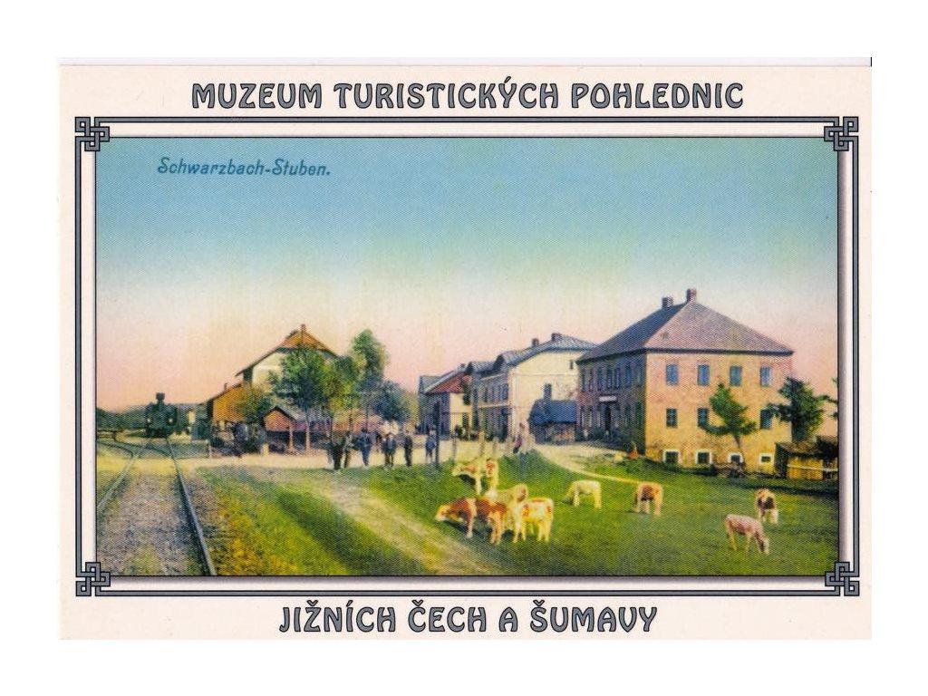 Pohlednice Muzeum turist.pohlednic