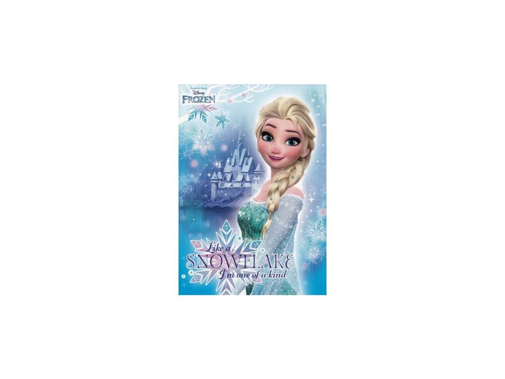 Pohlednice Frozen 1 (Ledové království)