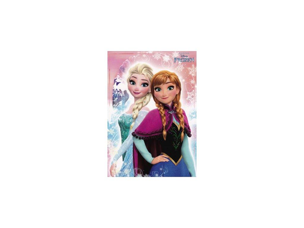 Pohlednice Frozen 3 (Ledové království)