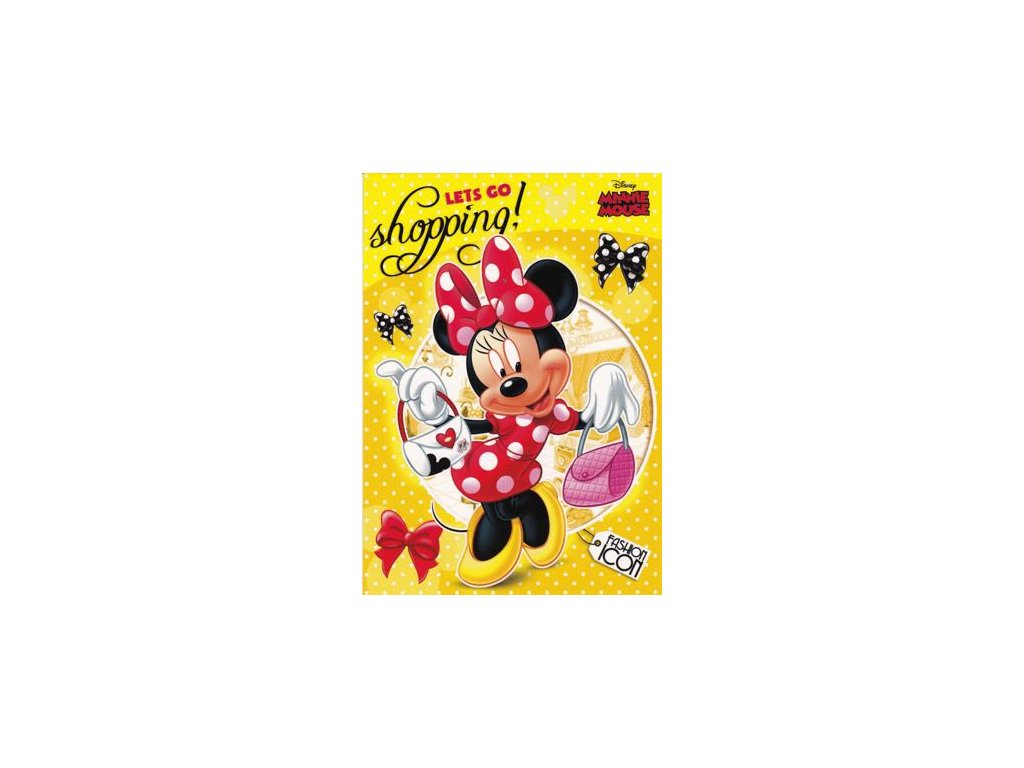 Pohlednice Minnie Mouse