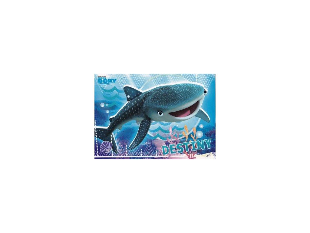 Pohlednice Hledá se Dory (Nemo)