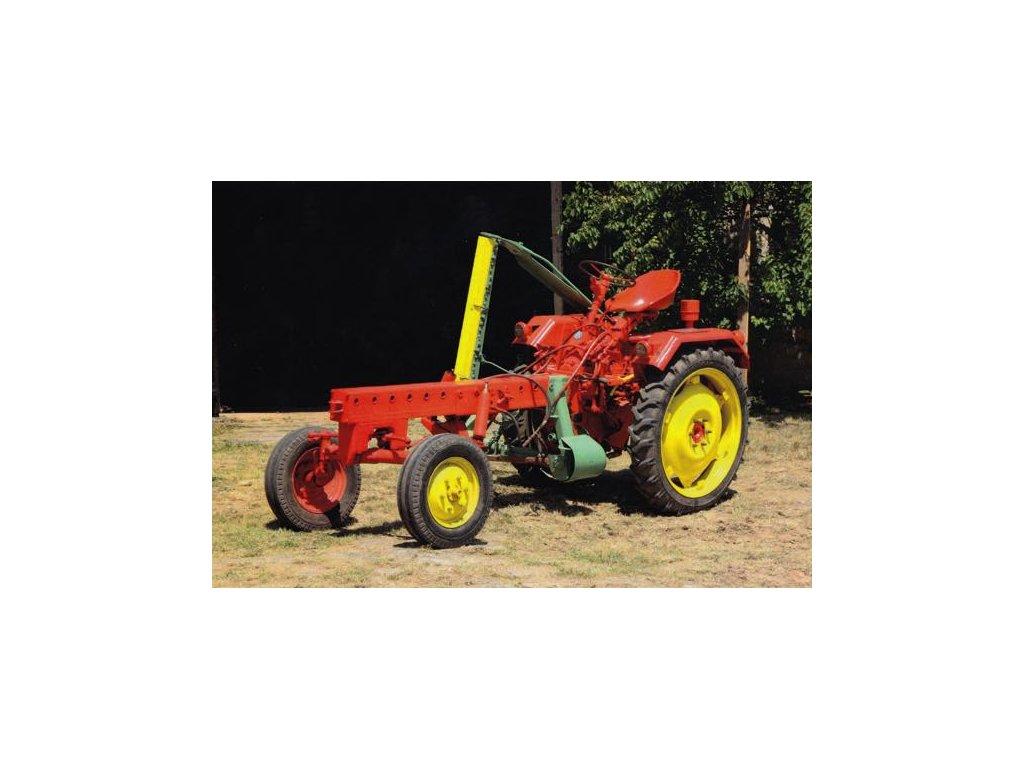 Pohlednice Traktor RS 09-2