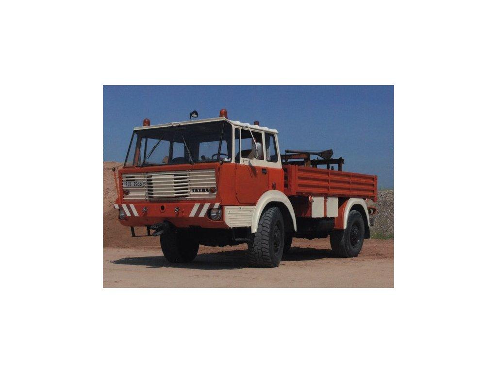 Pohlednice Tatra 813