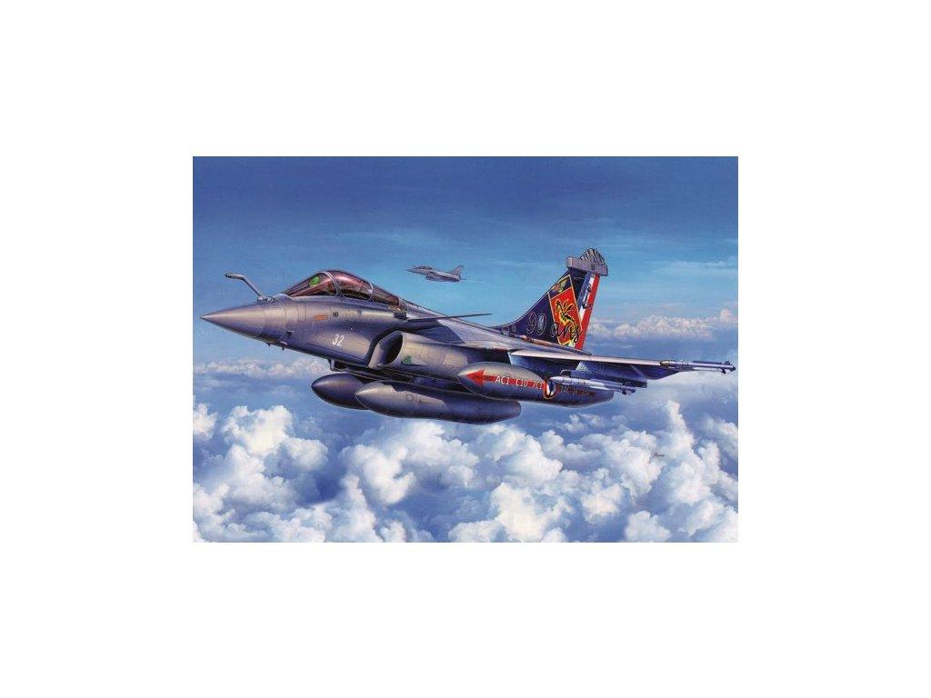 Pohlednice Letadlo (Rafale M)
