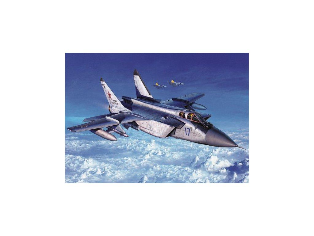 Pohlednice Letadlo MiG-31