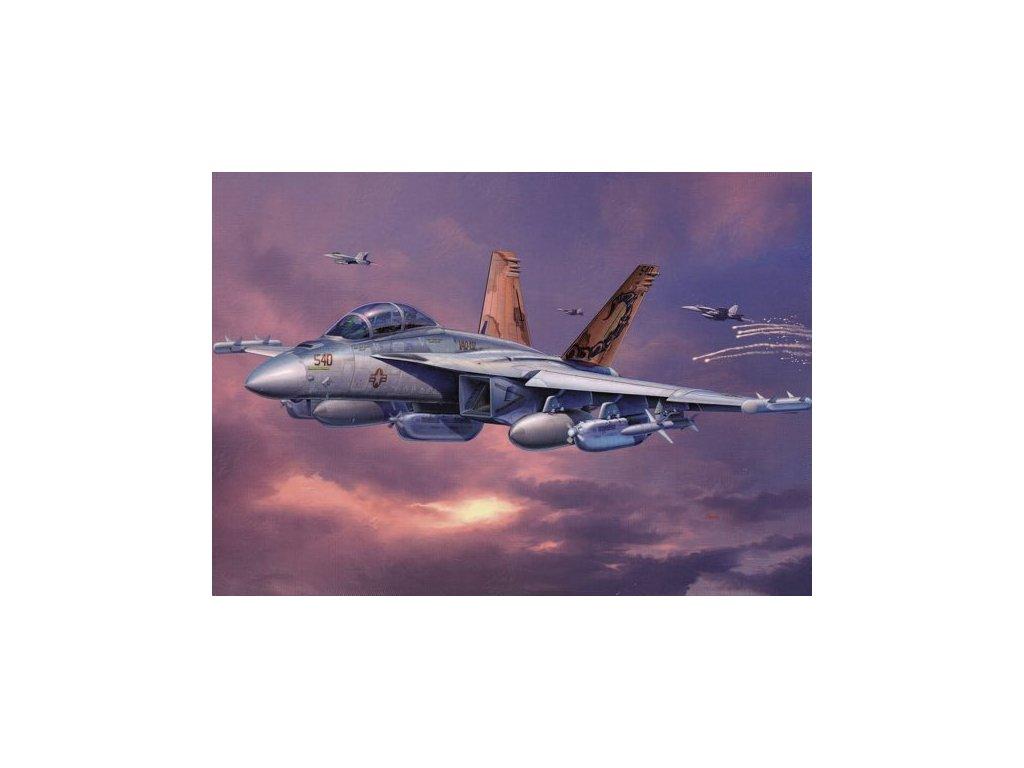 Pohlednice Letadlo EA-18G Growler