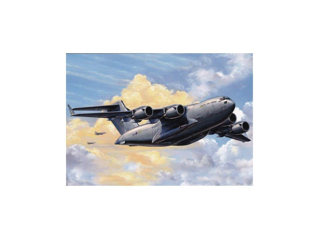 Pohlednice Letadlo Boeing C-17 Globemaster