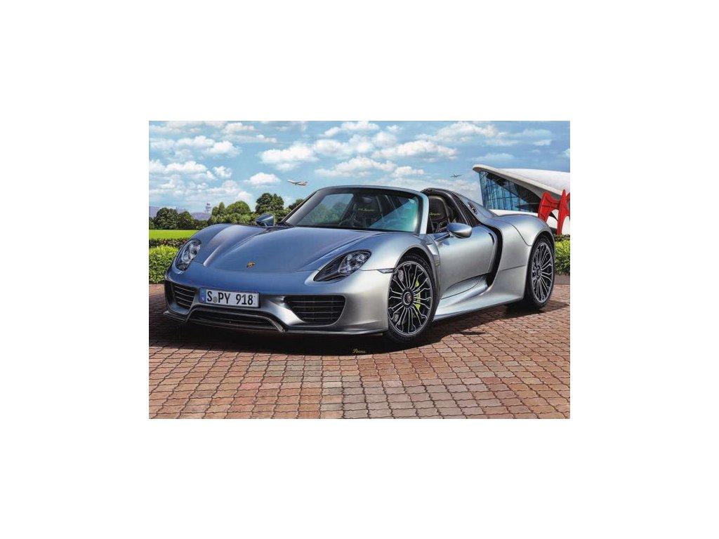 Pohlednice Auto Porsche 918 Spyder