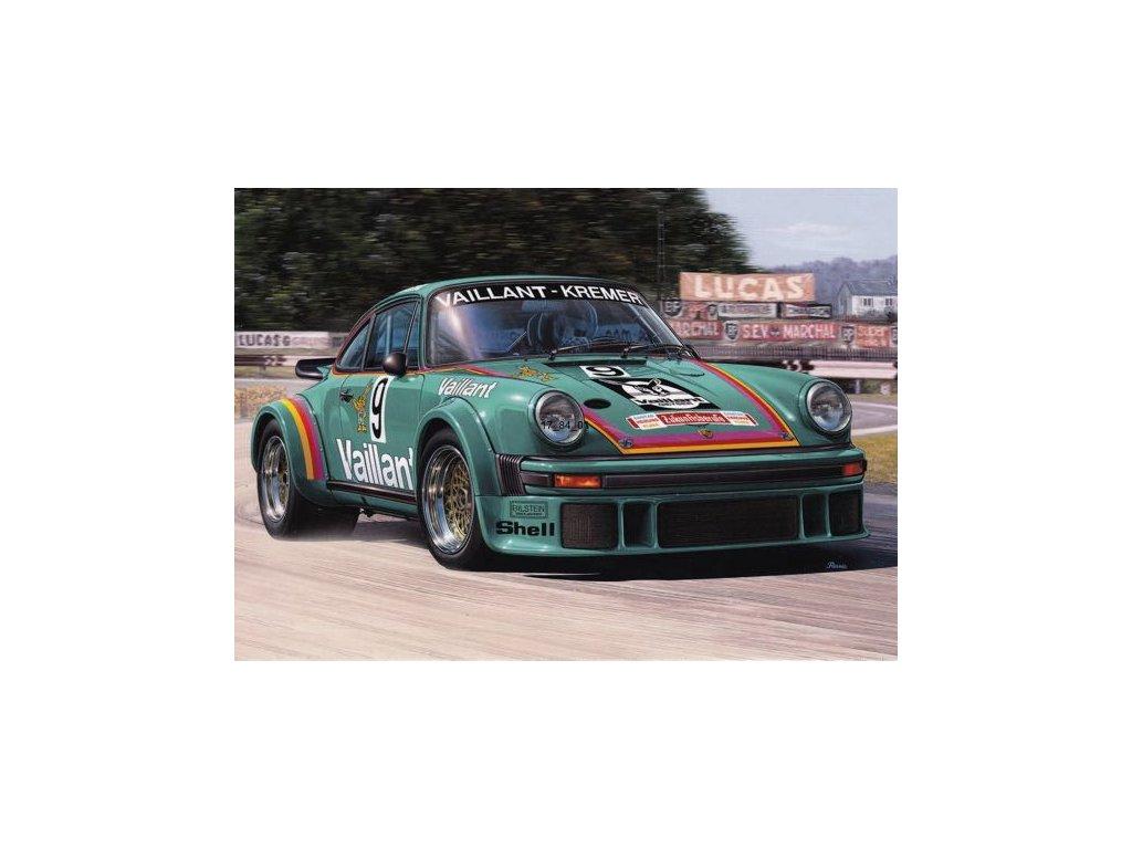 """Pohlednice Auto Porsche 934 RSR """"Vaillant"""""""
