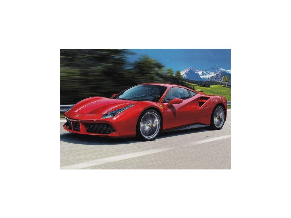 Pohlednice Auto Ferrari 488GTB