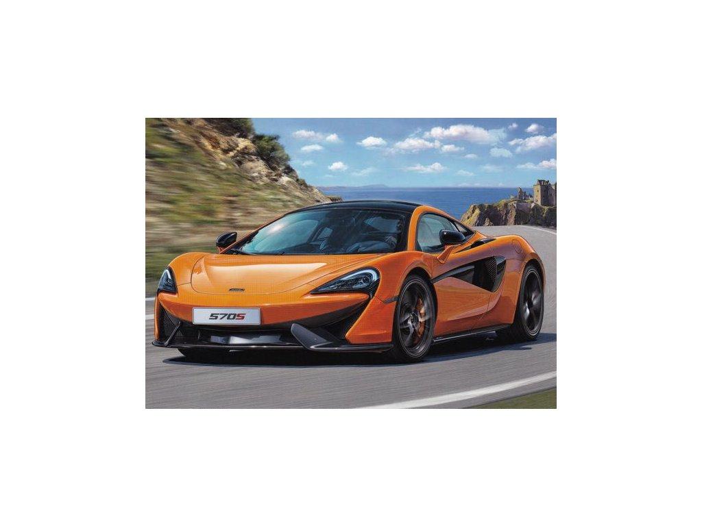 Pohlednice Auto McLaren 570S