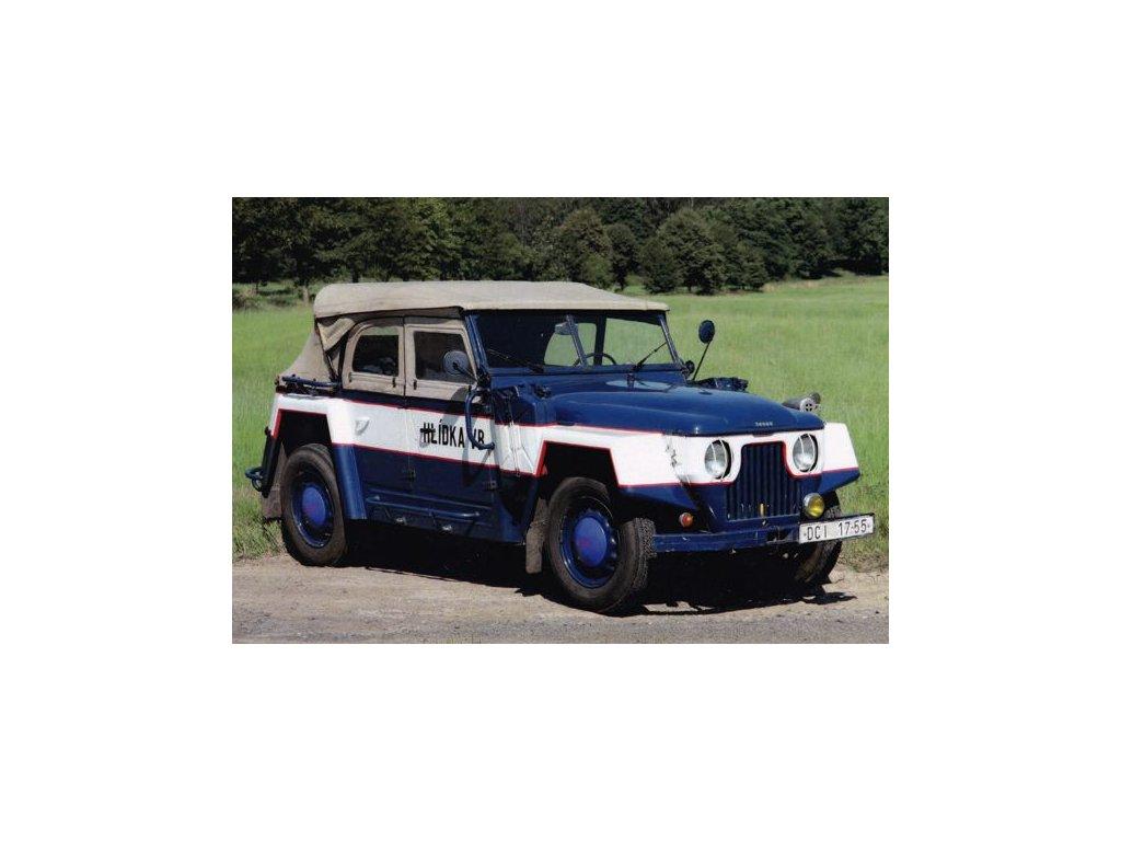 Pohlednice Škoda 1101