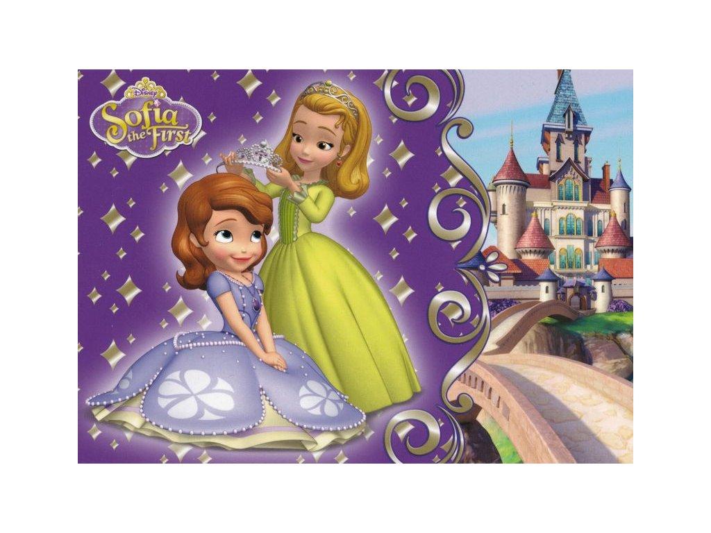 Pohlednice princezna Sofia 5
