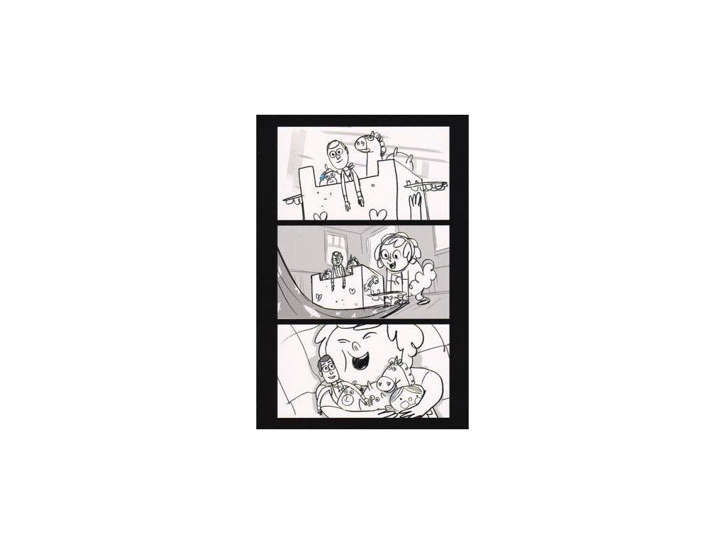 Pohlednice Příběh hraček 1