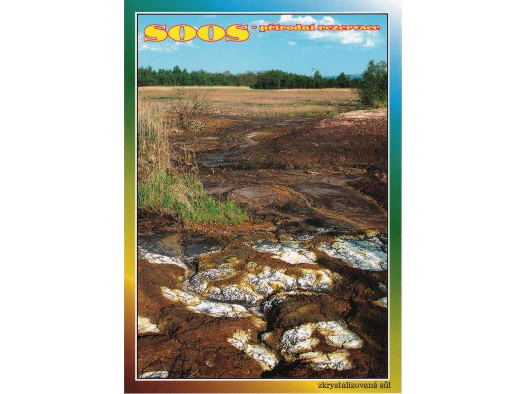 Pohlednice SOOS - přírodní rezervace 1