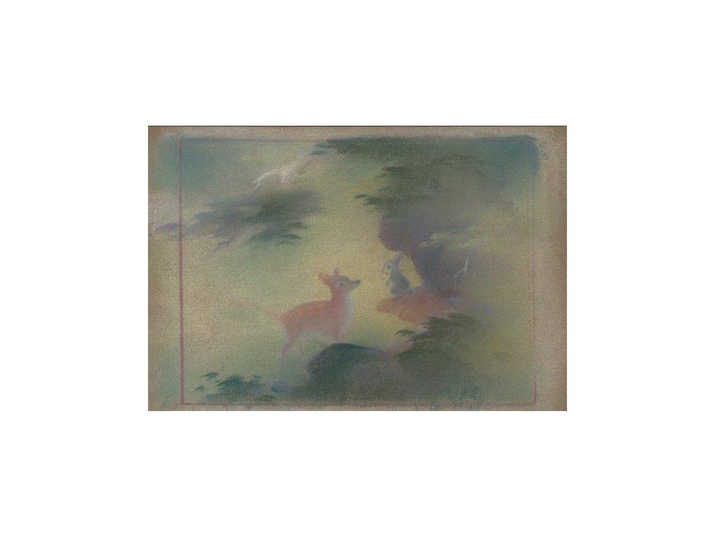 Pohlednice Bambi 3