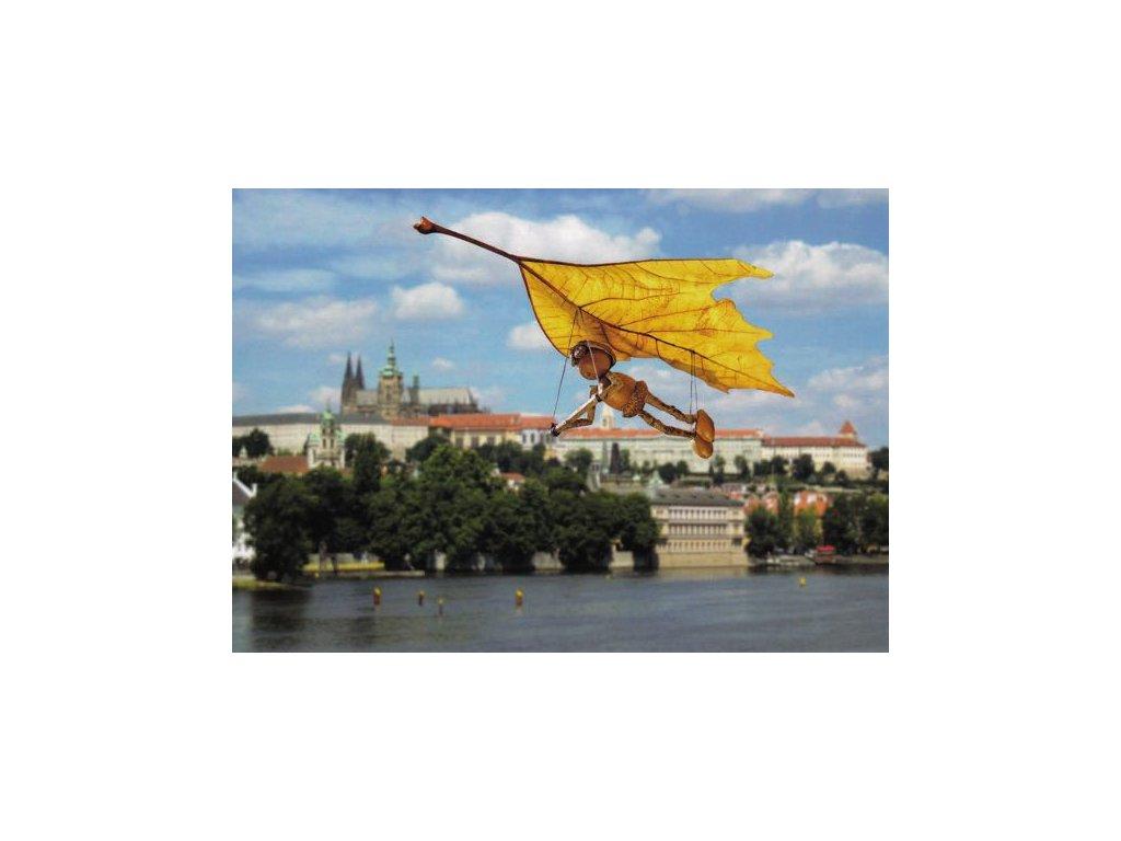 Pohlednice Dubánek v Praze