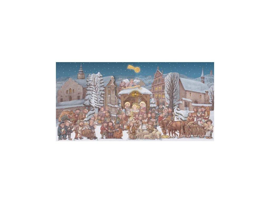 Pohlednice Plánský Betlém