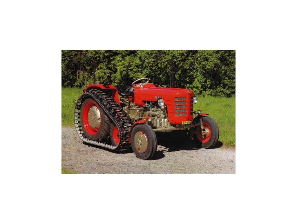 Pohlednice Traktor Zetor 3016