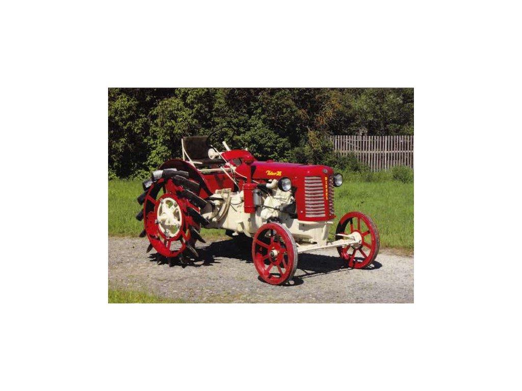 Pohlednice Traktor Zetor 25 N