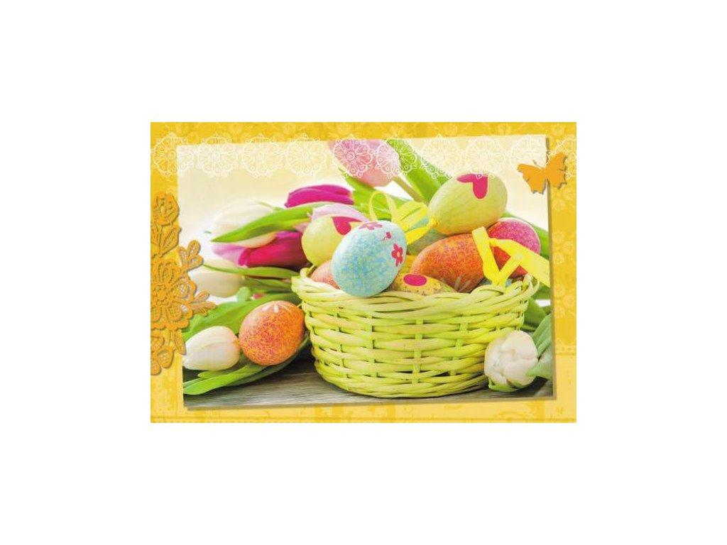 Pohlednice Velikonoční 14
