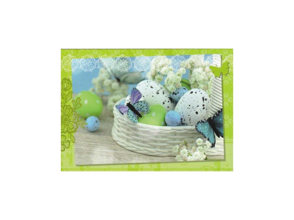 Pohlednice Velikonoční 15