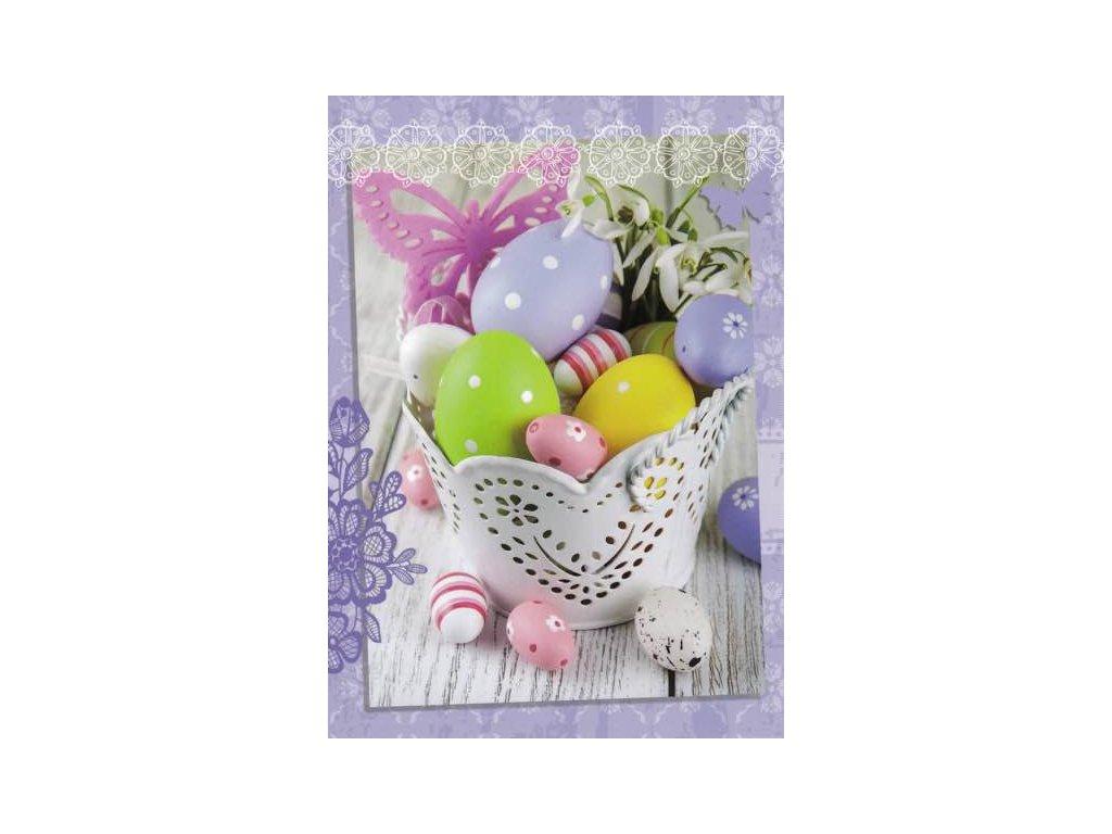Pohlednice Velikonoční 16