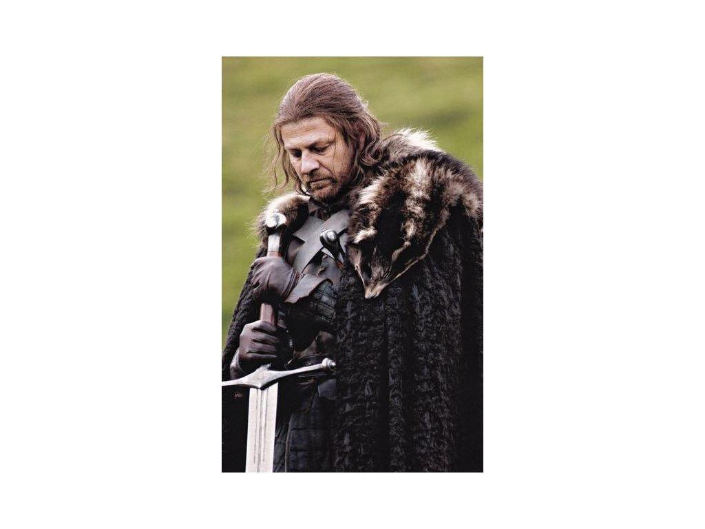 Pohlednice Game of Thrones - Edd