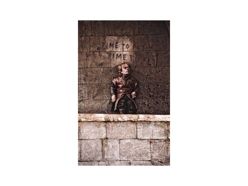 Pohlednice Game of Thrones - Tyrion