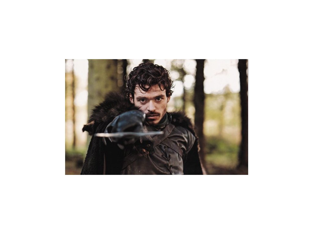 Pohlednice Game of Thrones - Robb