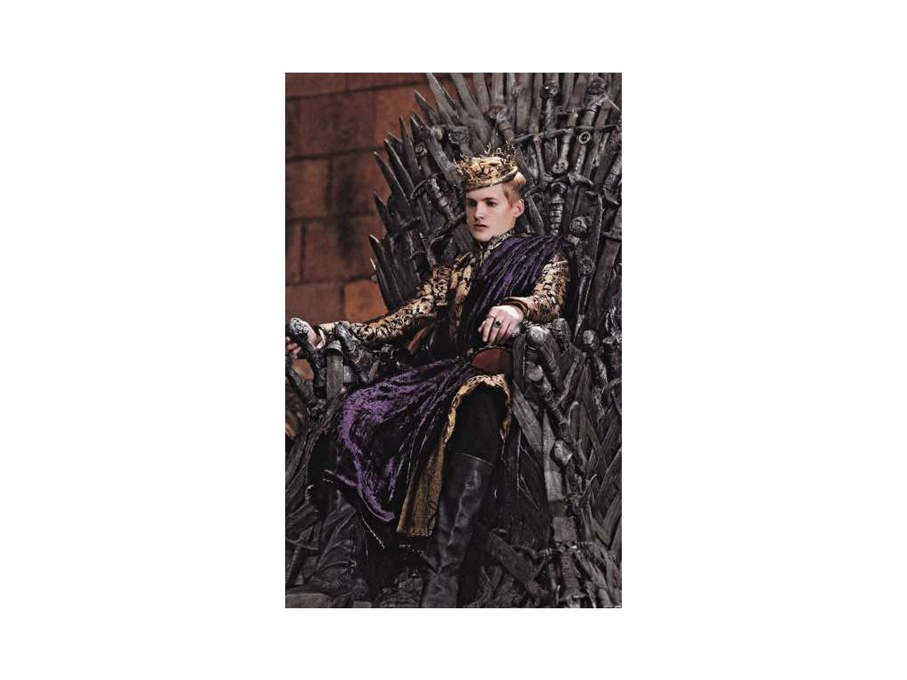 Pohlednice Game of Thrones - Joffrey