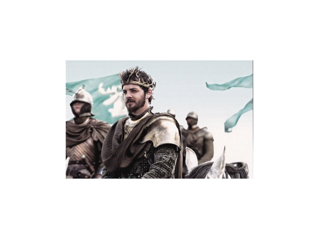 Pohlednice Game of Thrones - Renly