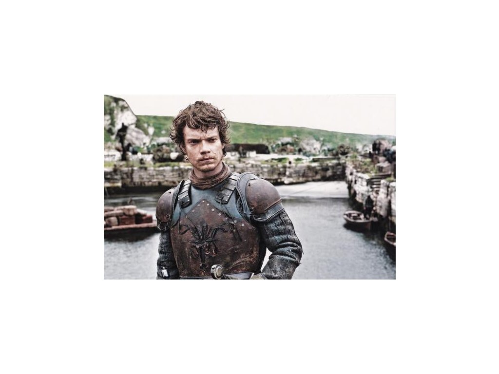 Pohlednice Game of Thrones - Theon