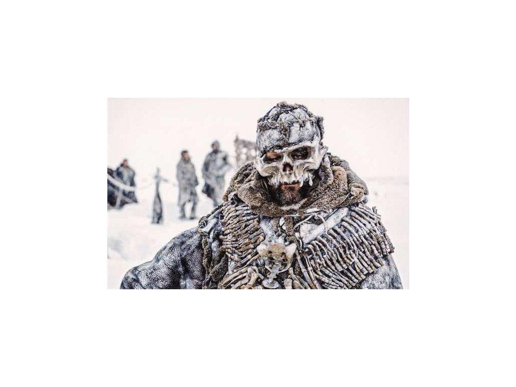 Pohlednice Game of Thrones - Pán kostí