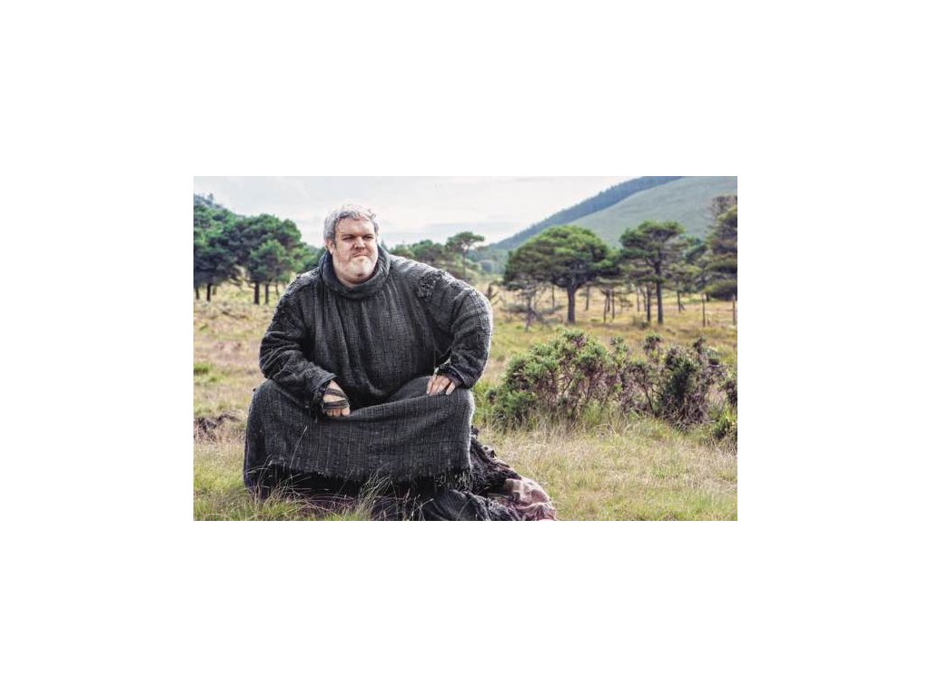 Pohlednice Game of Thrones - Hodor