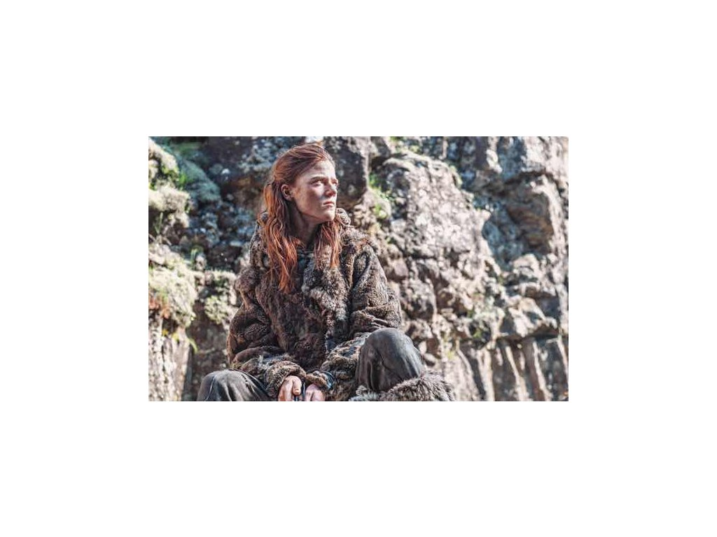 Pohlednice Game of Thrones - Ygritte