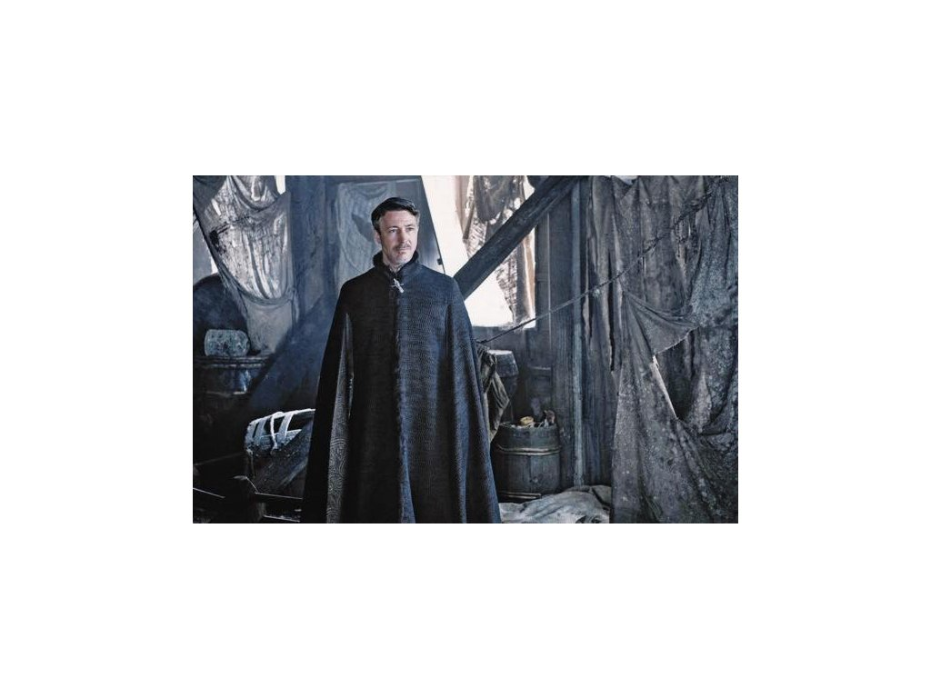 Pohlednice Game of Thrones - Petyr