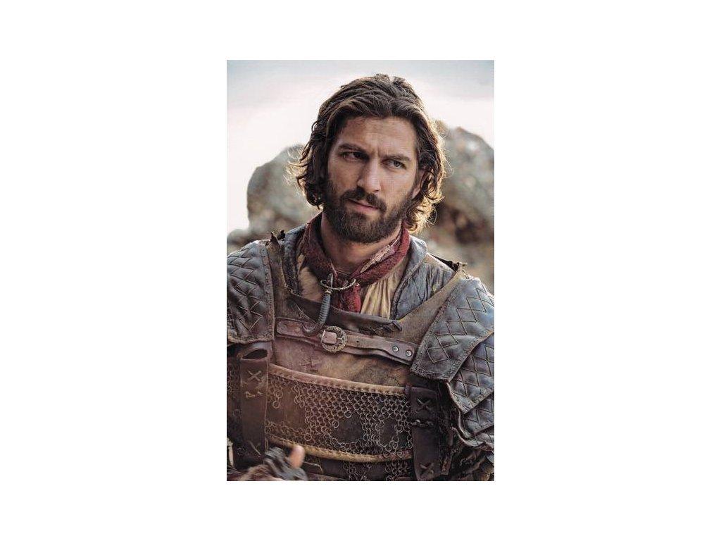 Pohlednice Game of Thrones - Daario
