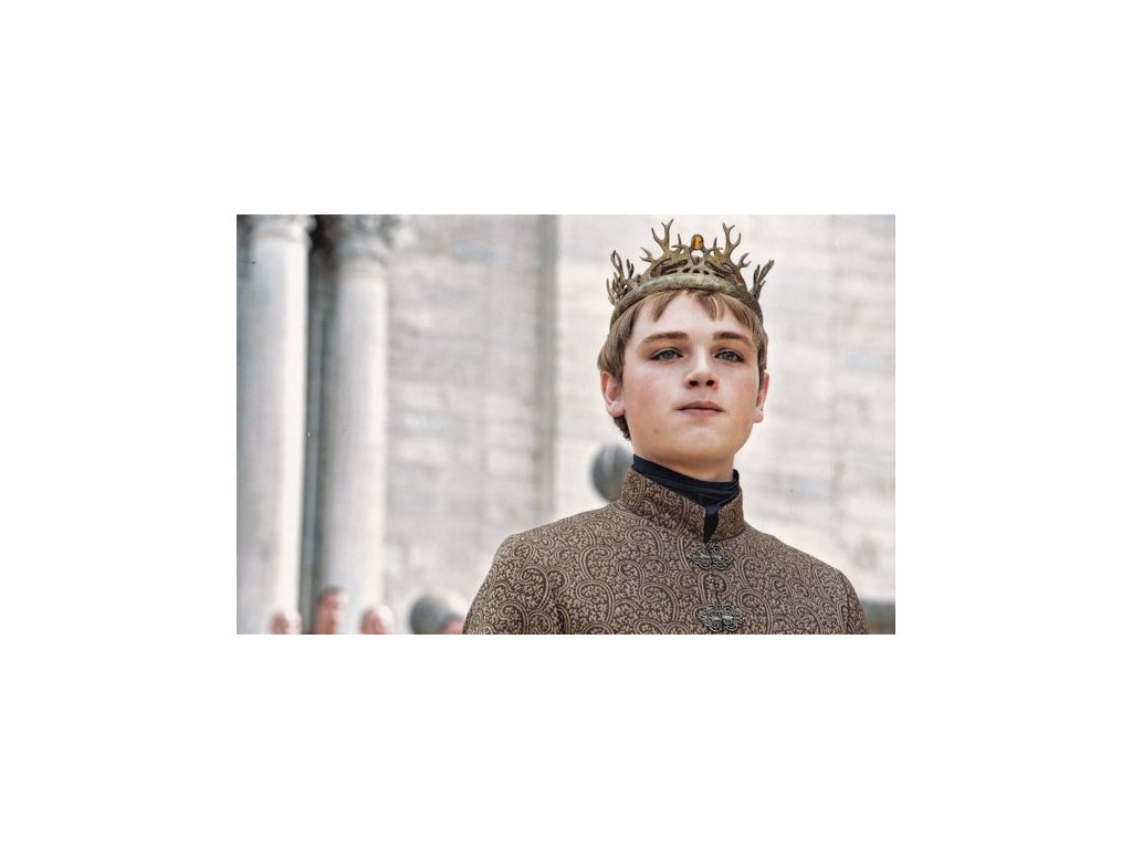 Pohlednice Game of Thrones - Tommen